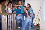 Sexy jeans chicks